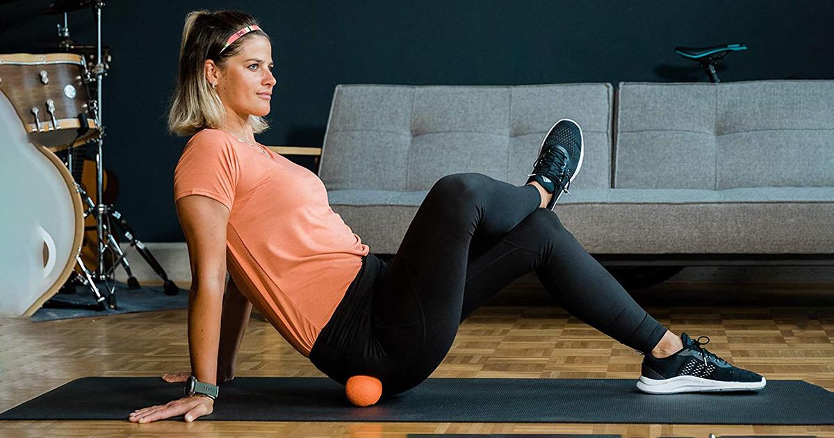 5 начина да отпуснете тялото си с топка за масаж