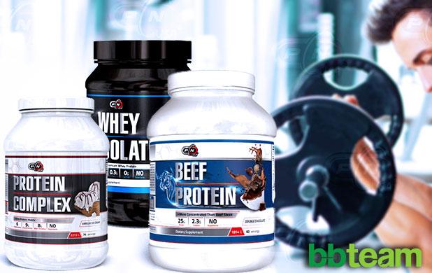 Pure Nutrition с цяла гама нови протеини