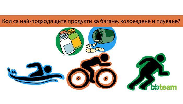Добавки за маратонци!