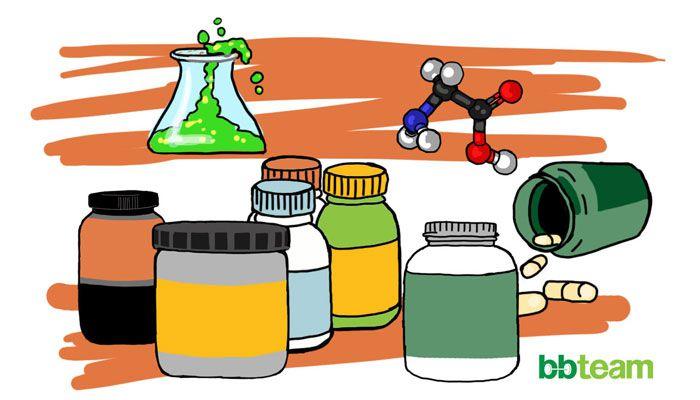Химия ли са хранителните добавки?