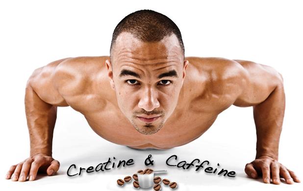 Едновременен прием на креатин и кофеин