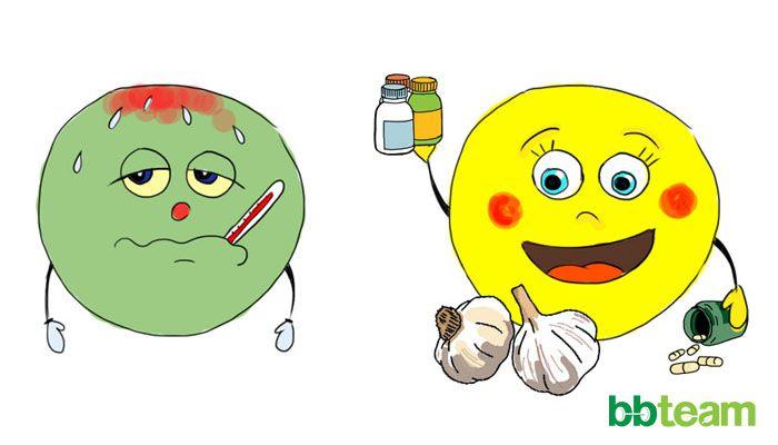 Хранителни добавки за силен имунитет