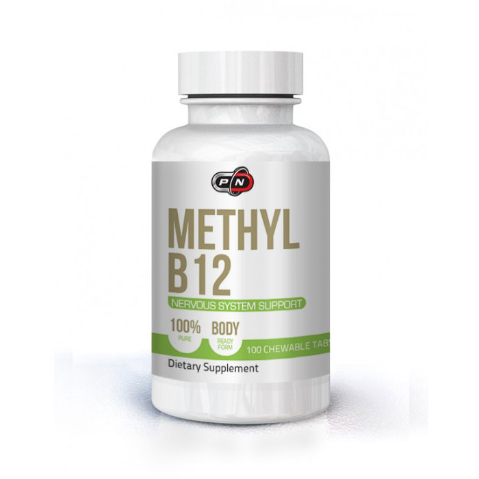 Pure Nutrition Methyl B-12