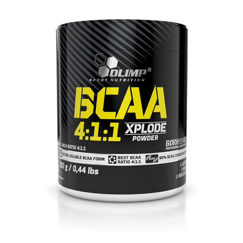 Olimp Nutrition BCAA 4:1:1 Xplode Powder