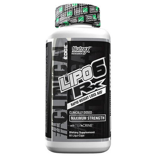 Nutrex Research Lipo 6 RX