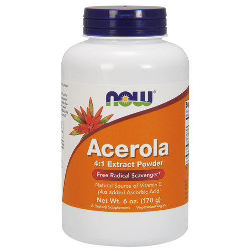 NOW Foods Acerola Powder