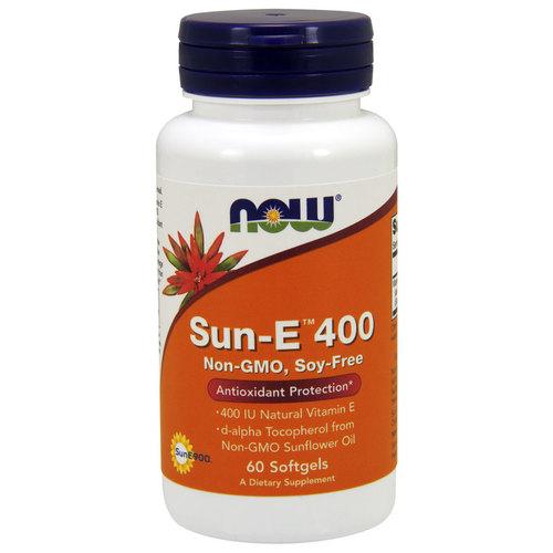 NOW Foods Vitamin Е (Sun-E)