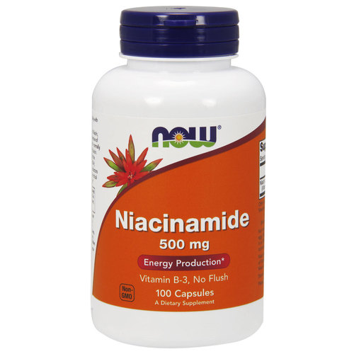 NOW Foods Niacinamide