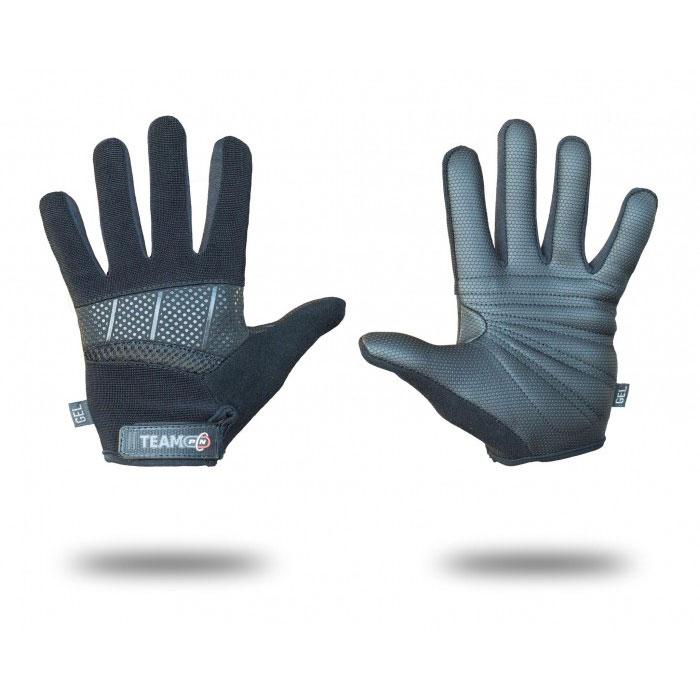 Pure Nutrition Мъжки ръкавици за фитнес с цели пръсти Crossfit