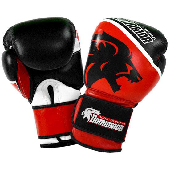 Dominator Боксови ръкавици Black Lion