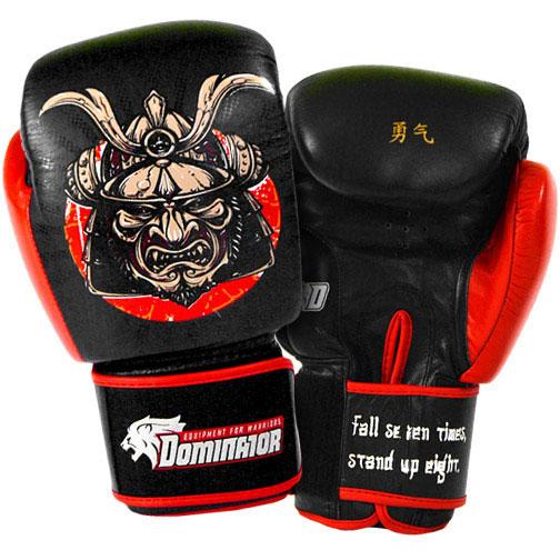 Dominator Боксови ръкавици Samurai