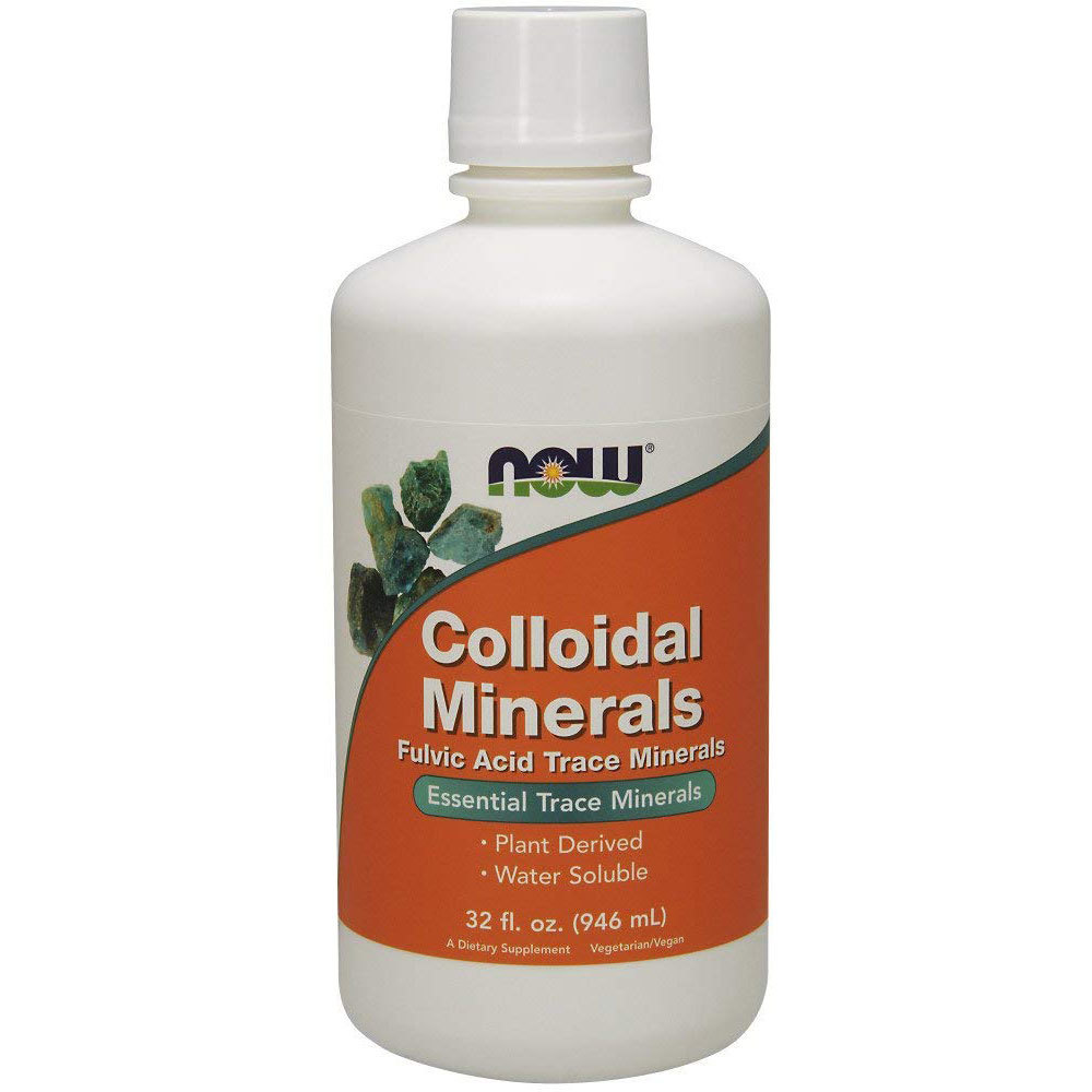 NOW Foods Colloidal Minerals Original
