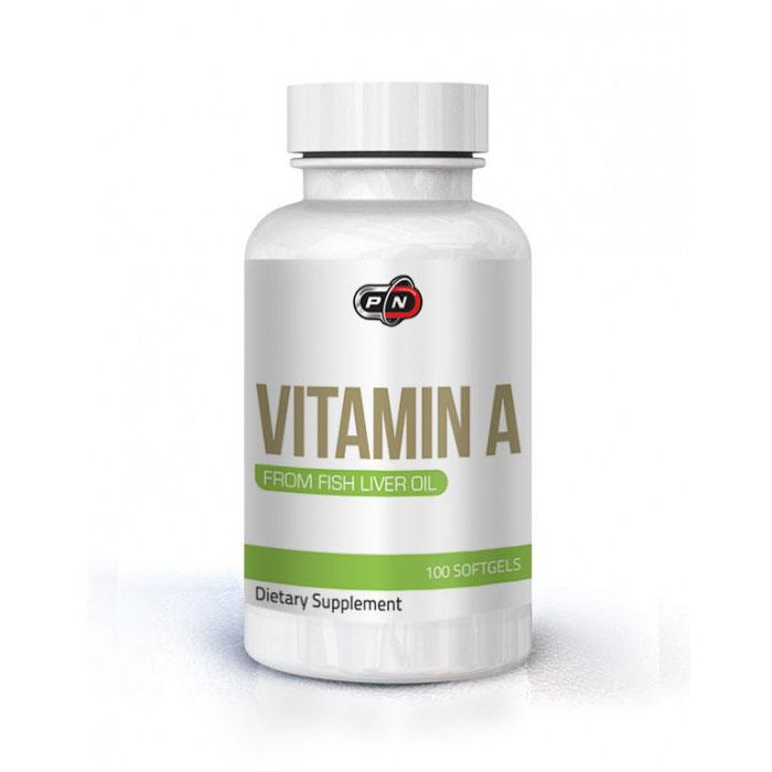 Pure Nutrition Vitamin A