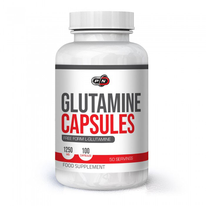Pure Nutrition Glutamine Capsules