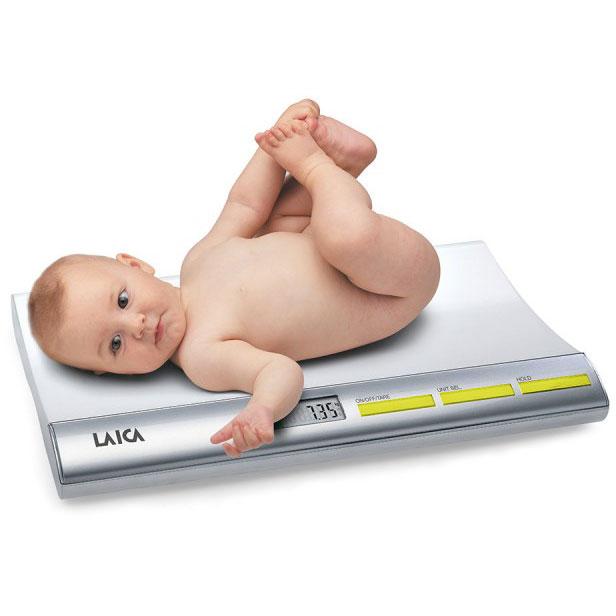Laica Електронна везна за бебета PS3001