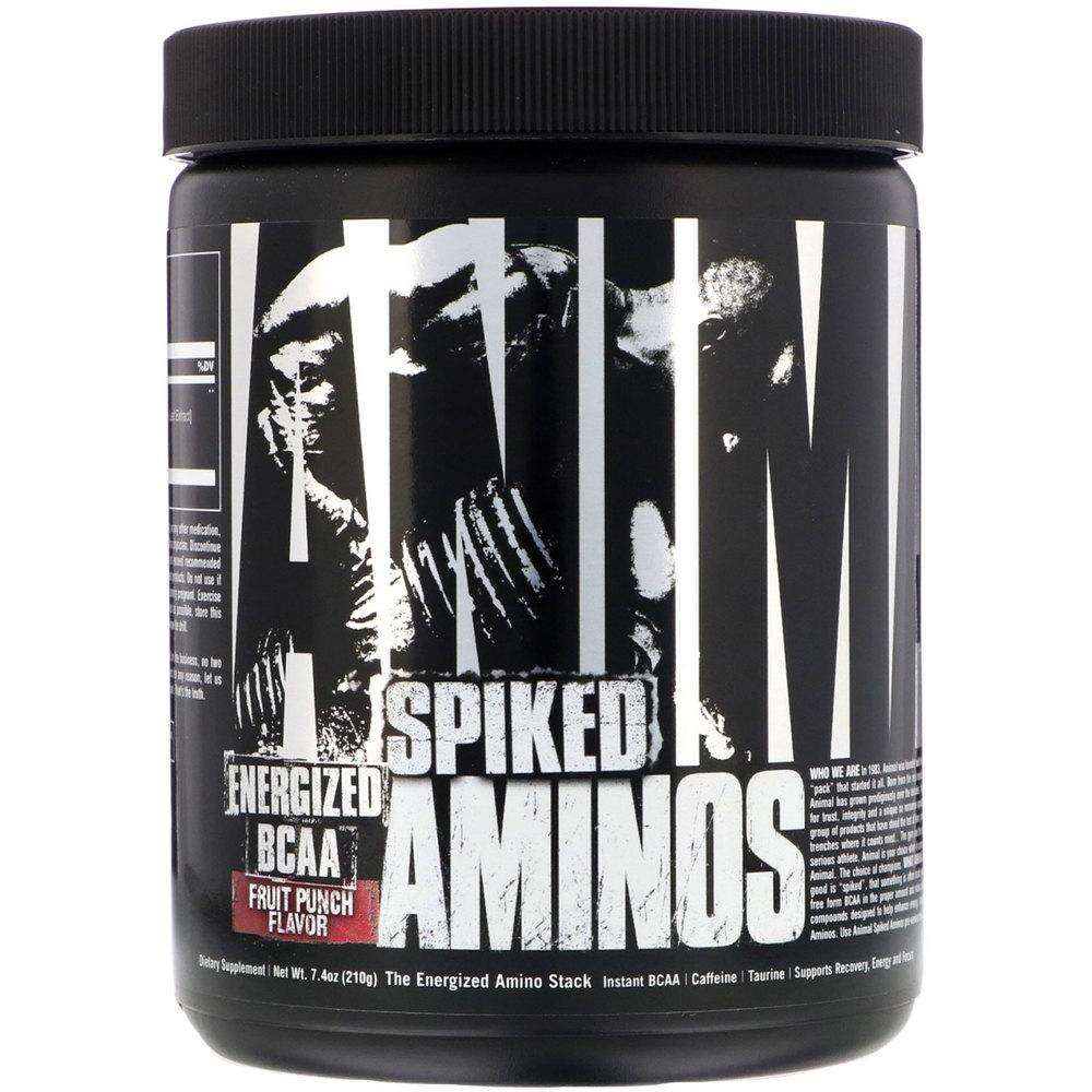 Universal Nutrition Animal Spiked Aminos