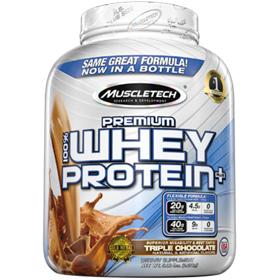 Muscle Tech Whey Protein Plus