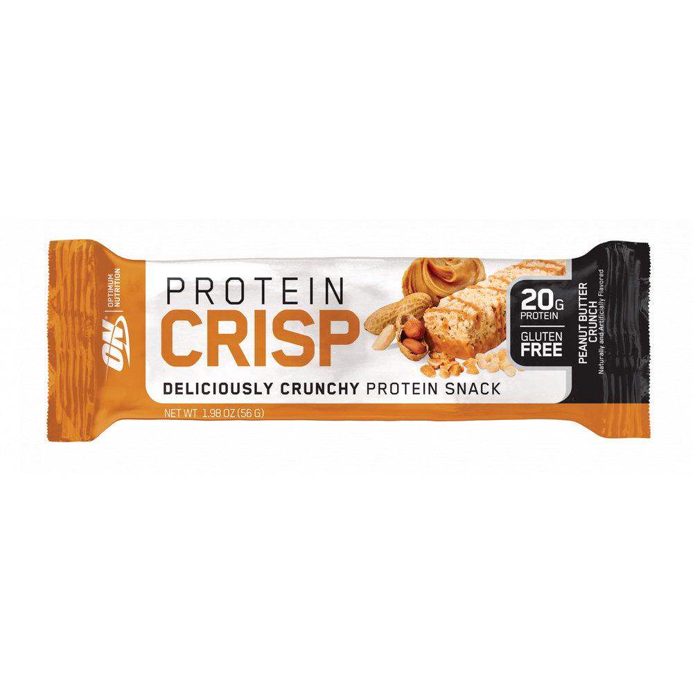 Optimum Nutrition Protein Crisp