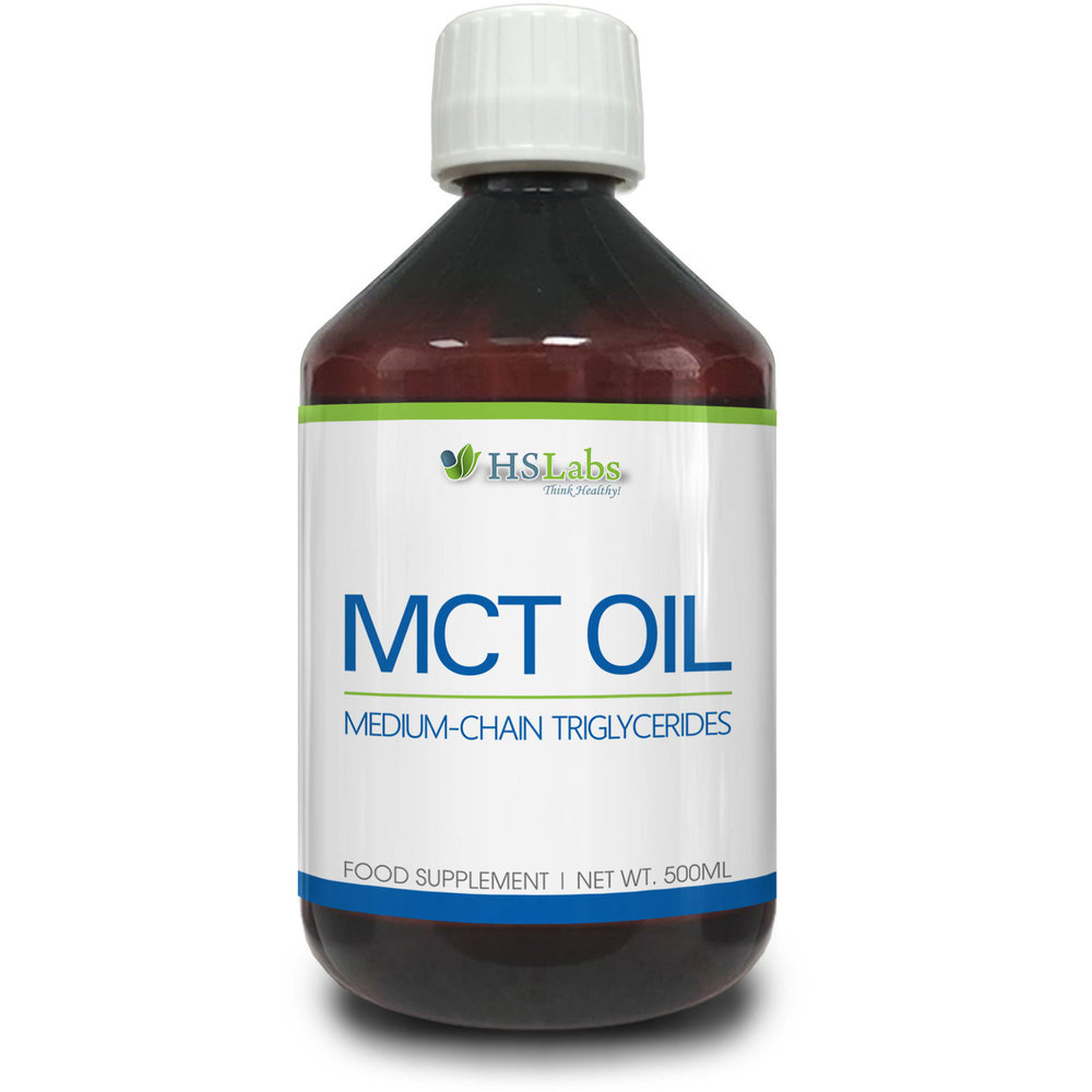 HS Labs MCT Oil