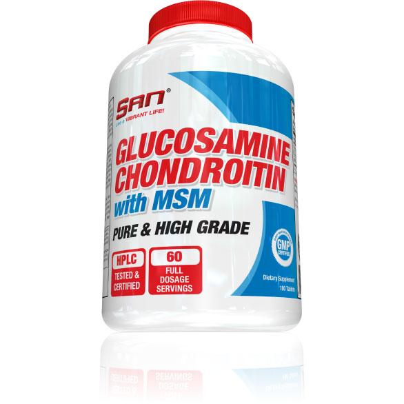 SAN Glucosamine, Chondroitin & MSM