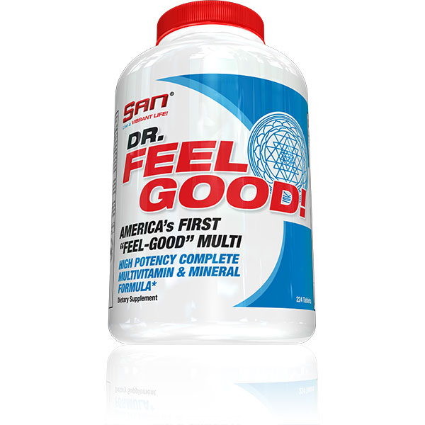 SAN Dr. Feel Good Multivitamins