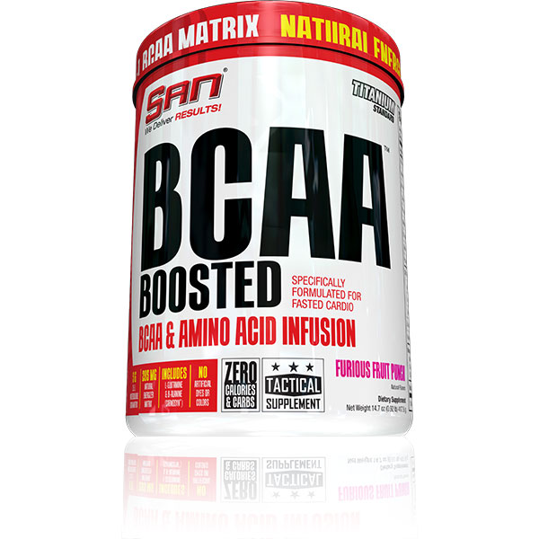 SAN BCAA Boosted Furious