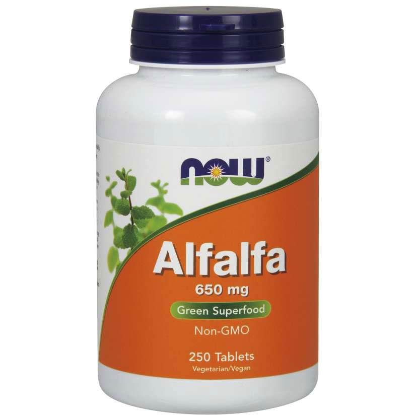 NOW Foods Alfalfa 10 Grain