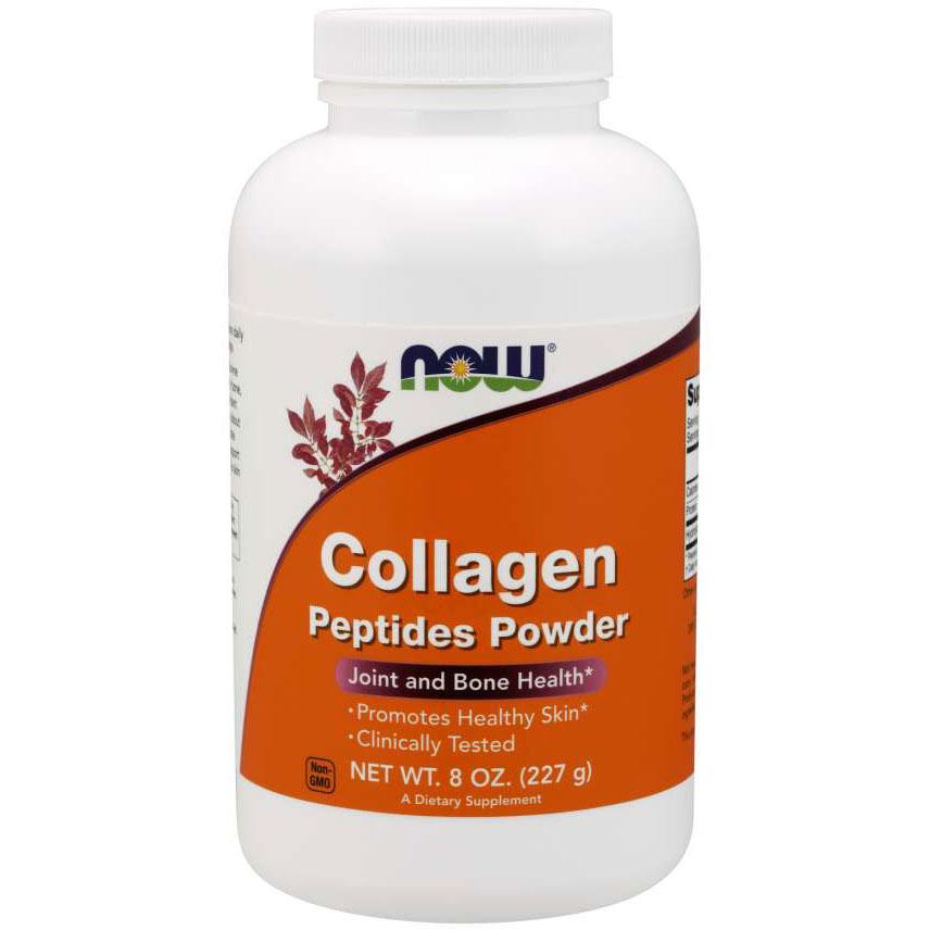 NOW Foods Collagen Peptides Powder