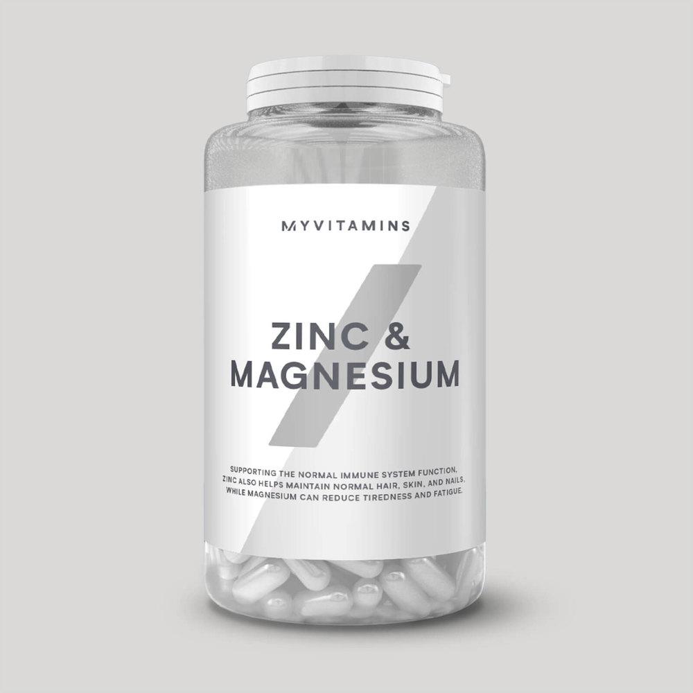 Myprotein Zinc + Magnesium
