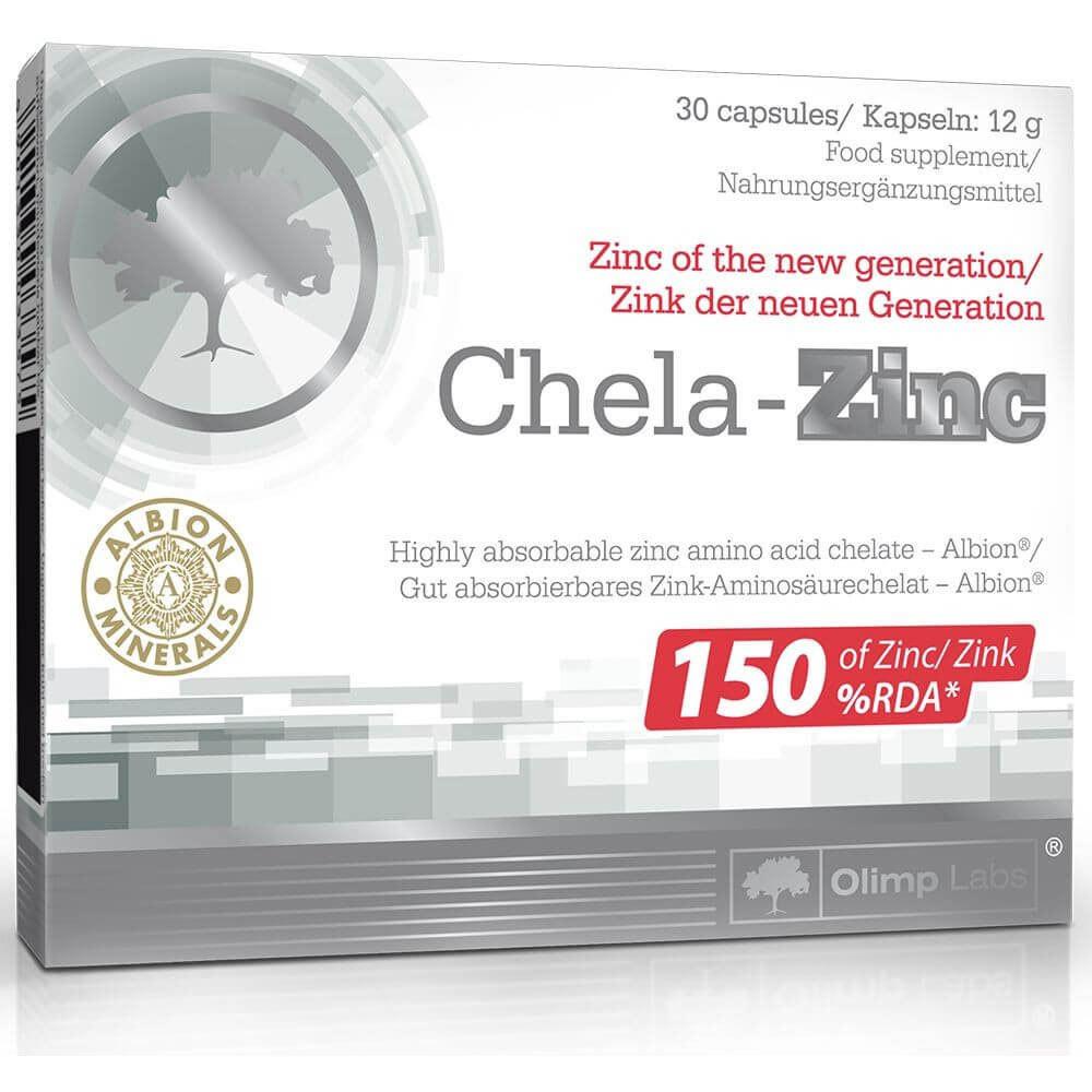 Olimp Nutrition Chela Zinc