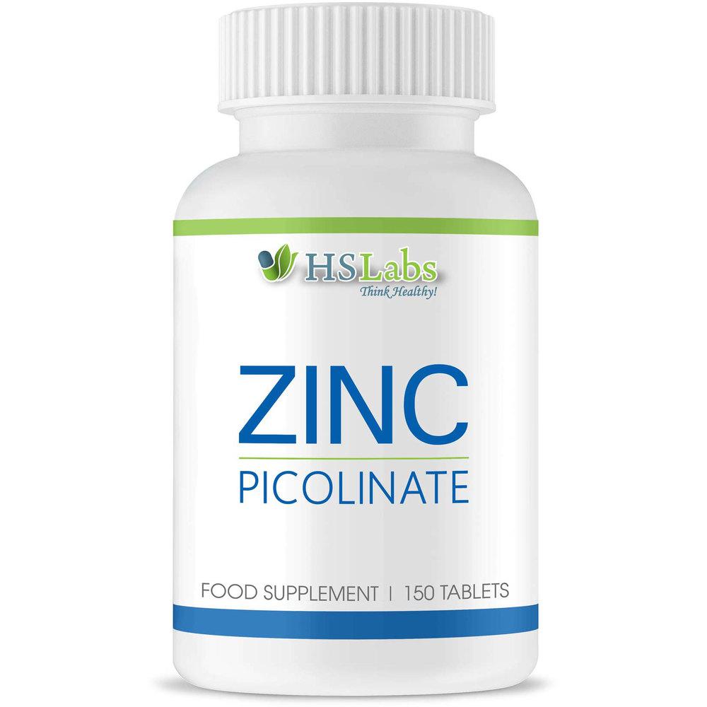 HS Labs Zinc Picolinate