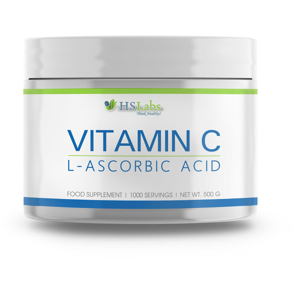 HS Labs Vitamin C Powder
