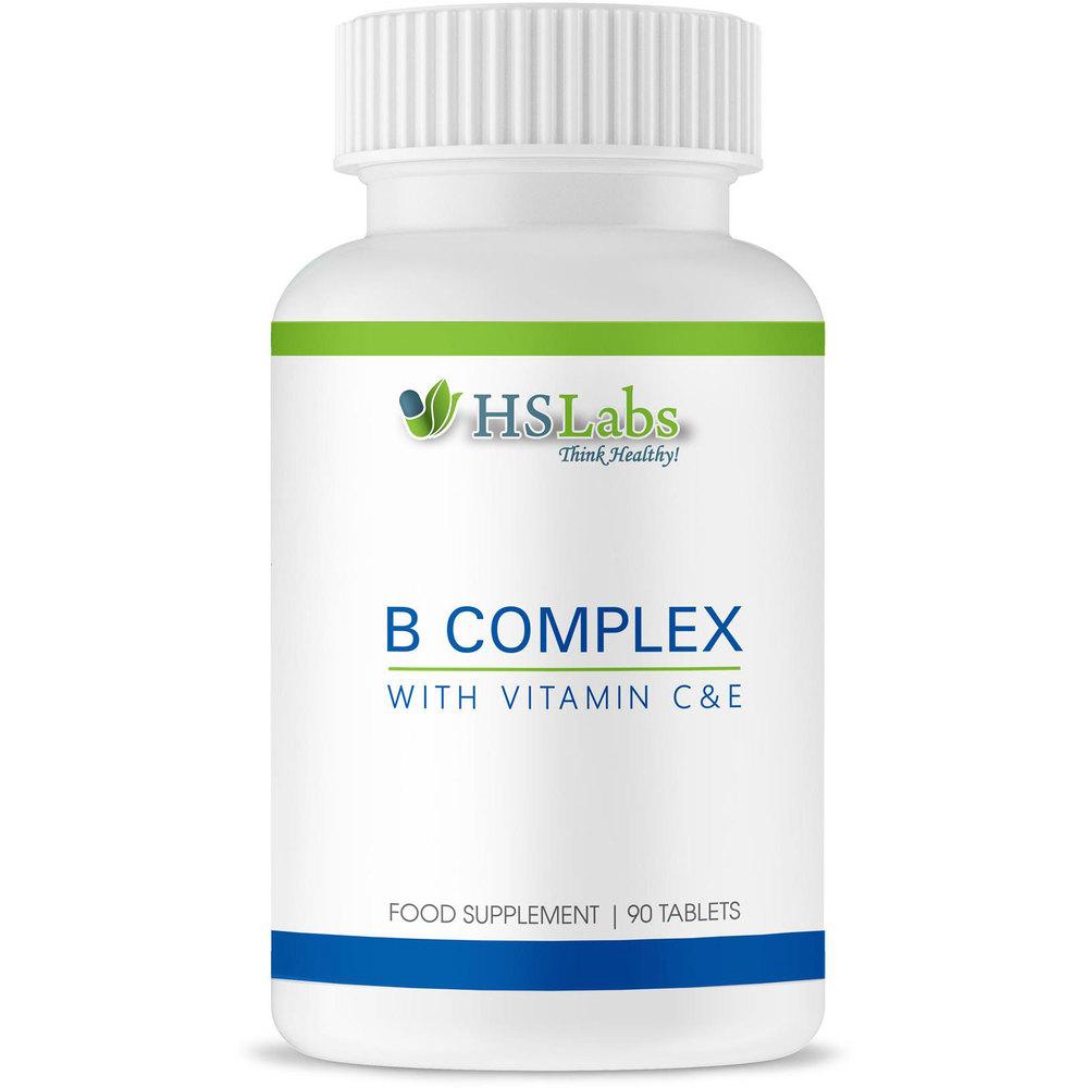 HS Labs Vitamin B Complex