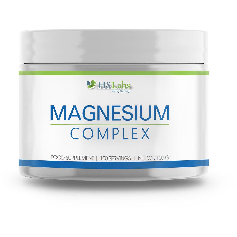 HS Labs Magnesium Complex