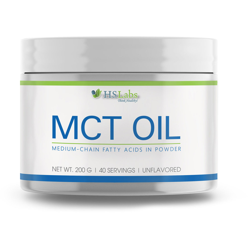 HS Labs MCT Oil Powder
