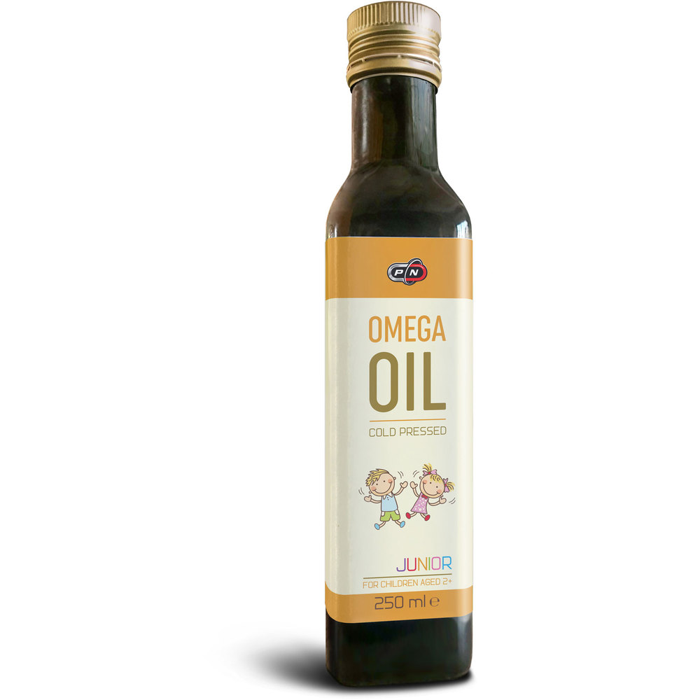Pure Nutrition Omega Oil Junior