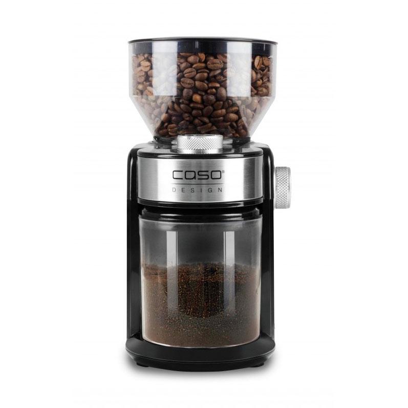 CASO Електрическа кафемелачка с регулатор на степените Barista Crema 1833