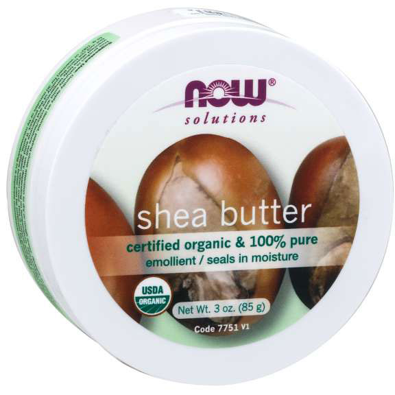 NOW Foods Shea Butter Organic Travel Size