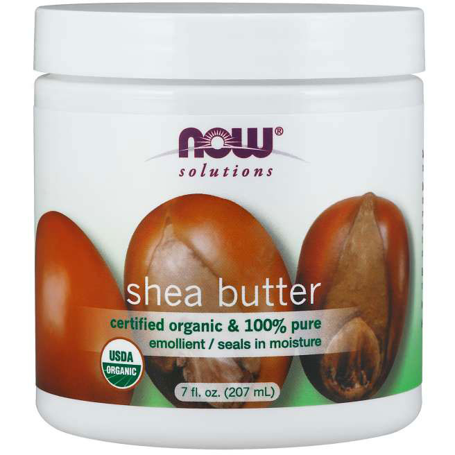 NOW Foods Shea Butter Organic