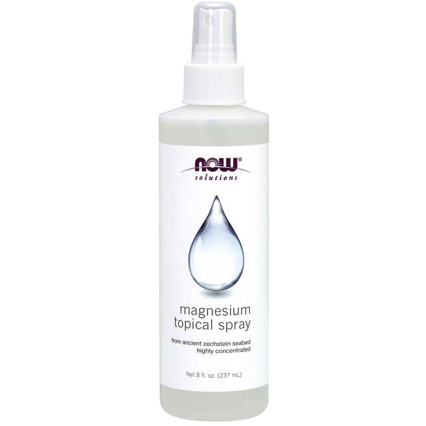 NOW Foods Magnesium Topical Spray