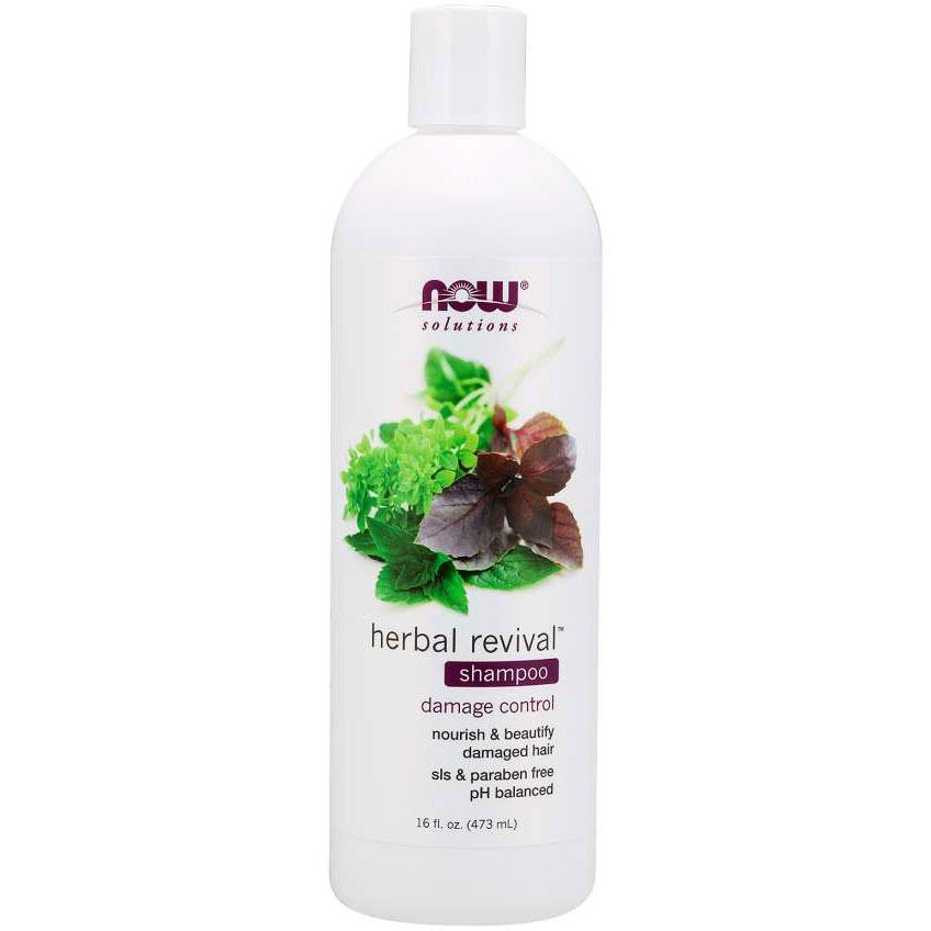 NOW Foods Herbal Revival Shampoo