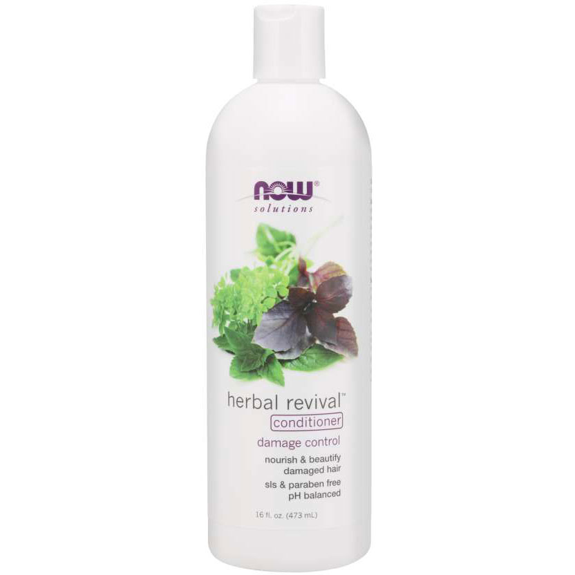 NOW Foods Herbal Revival Conditioner
