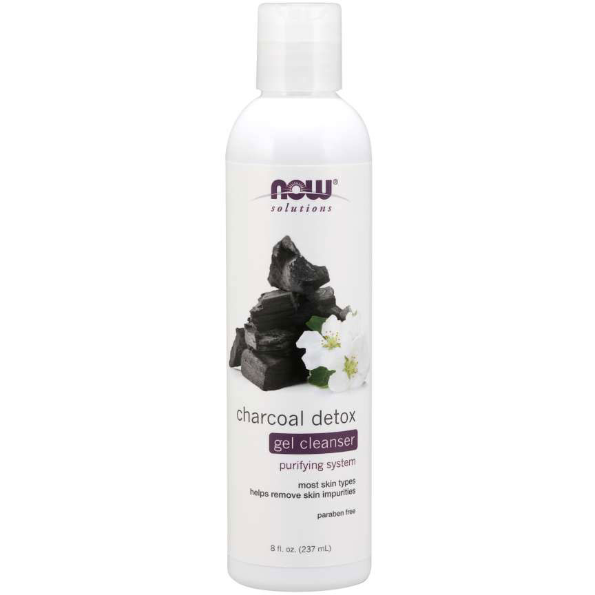 NOW Foods Detox Cleanser Charcoal