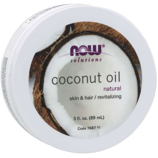 NOW Foods Coconut Oil Travel Size