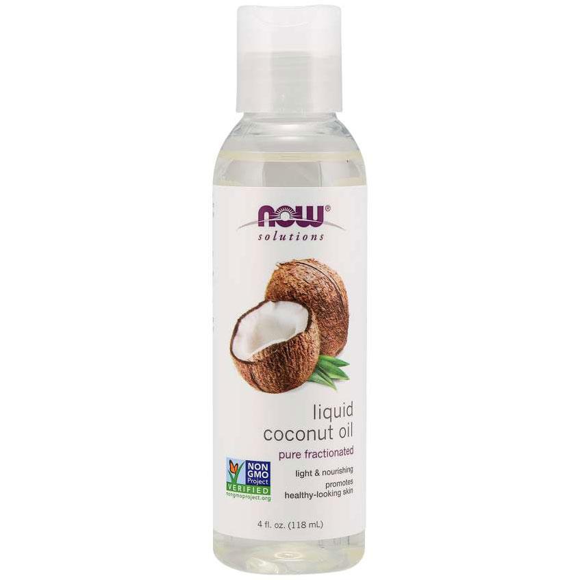 NOW Foods Coconut Oil Liquid