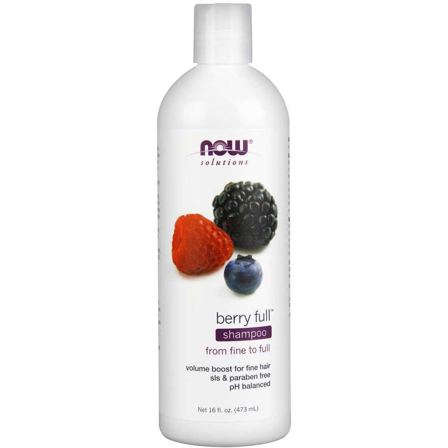 NOW Foods Berry Volumizing Shampoo
