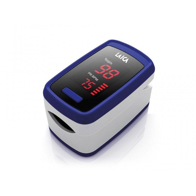 Laica Уред за измерване на кислорода в кръвта и сърдечния пулс EA1007