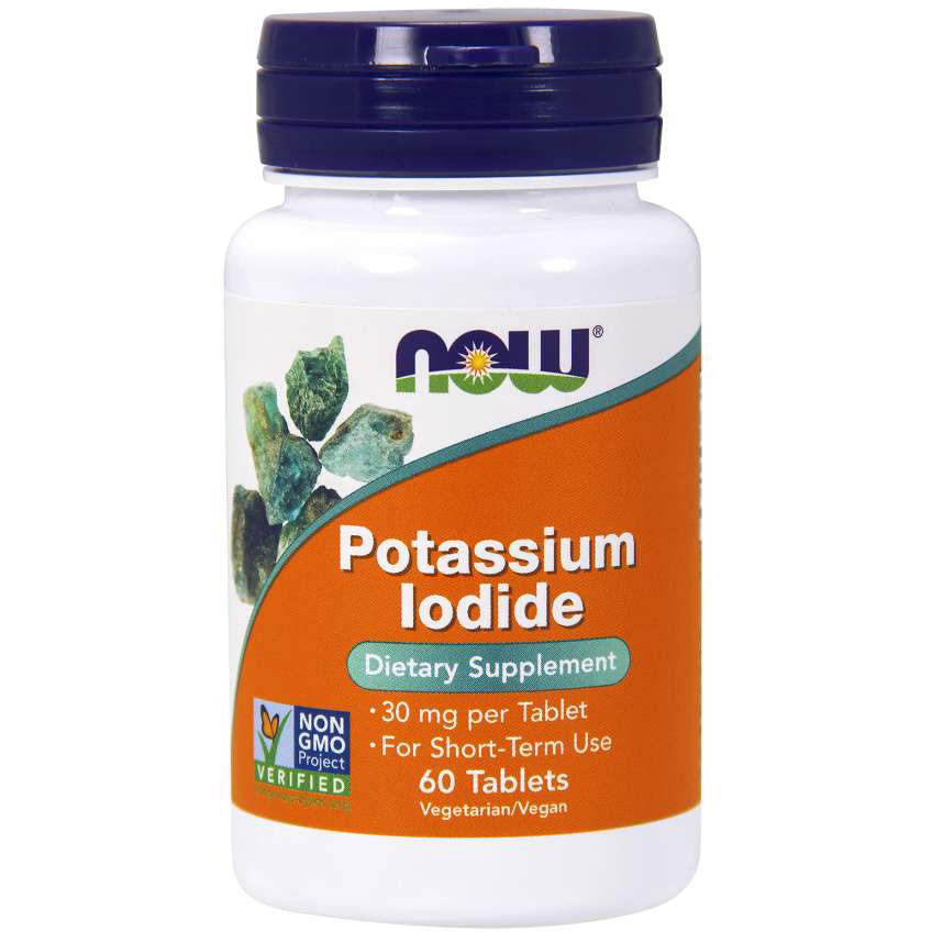 NOW Foods Potassium Iodide