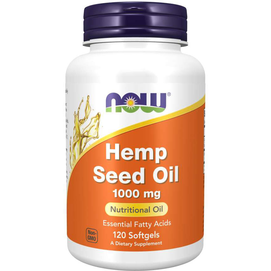 NOW Foods Hemp Seed Oil