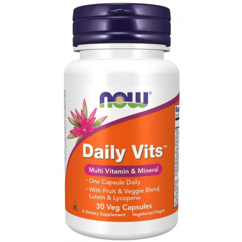 NOW Foods Daily Vits Multi